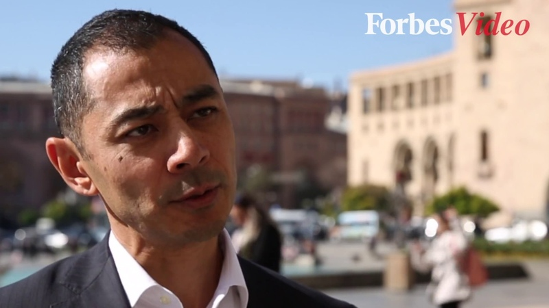 Давид Ян, основатель ABBYY, топ-200 Forbes, делится секретами эффективного обучения