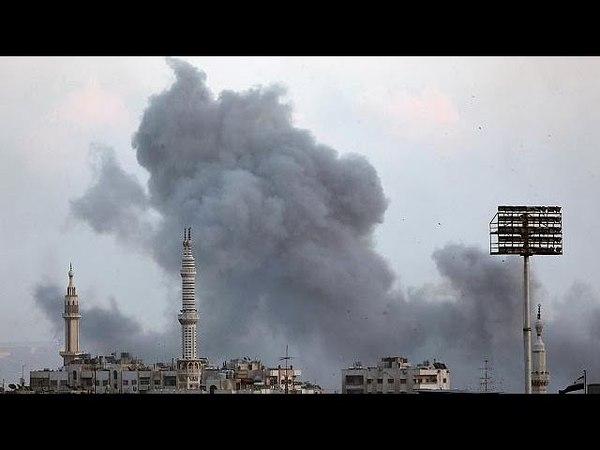 Последний оплот ИГ под Дамаском
