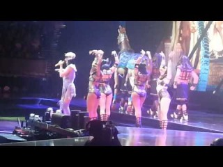 Katy Perry   Prismatic World Tour   Dark Horse & Supernatural   Tampa 06 30 2014