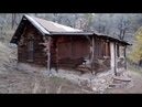ABANDONED CREEPY CABIN IN THE WOODS Full Of Stuff