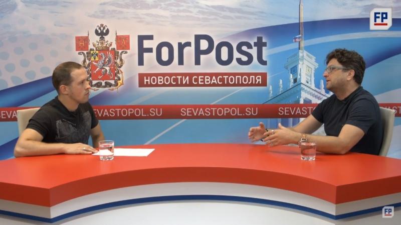 Экс-директор ИКС-ТВ Севастополя Алексей Папченя – о закулисье работы на правительственном канале