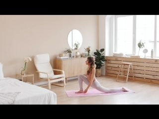 Утренний комплекс йоги. Приветствие солнцу