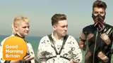 Meet Hatari Who Are Iceland's Entry for Eurovision Good Morning Britain