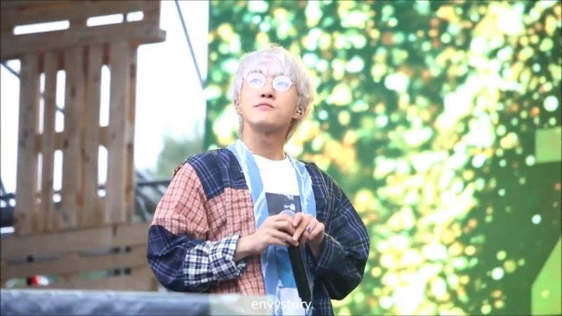 [FANCAM] Zion.T - O | JOY OLPARK FESTIVAL | Olympic Park (16.09.2018)