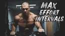 MAX Effort Intervals - Cole Sager Workout of the Day