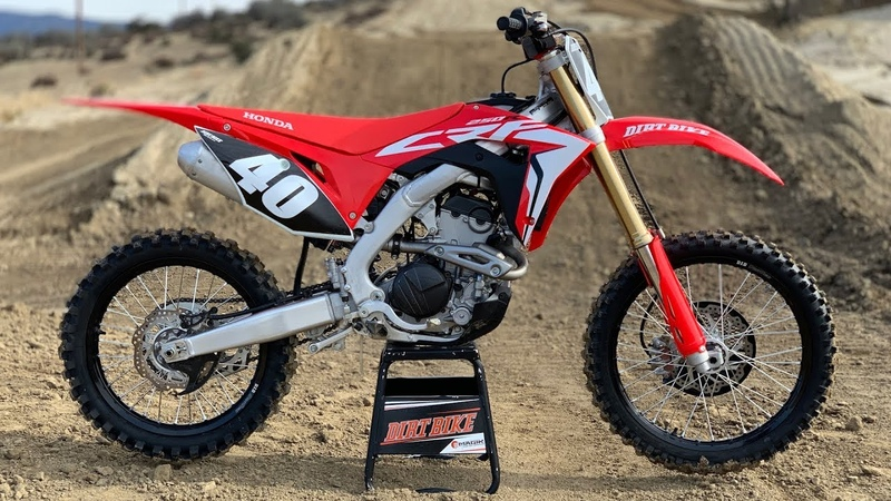 2019 Honda CRF250 - Dirt Bike Magazine