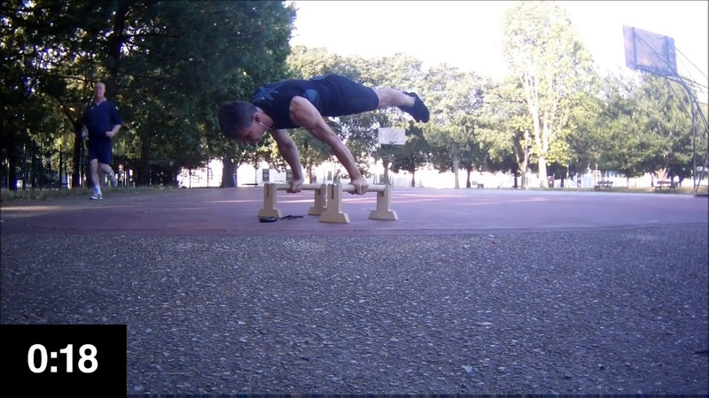 Top 5 records full planche