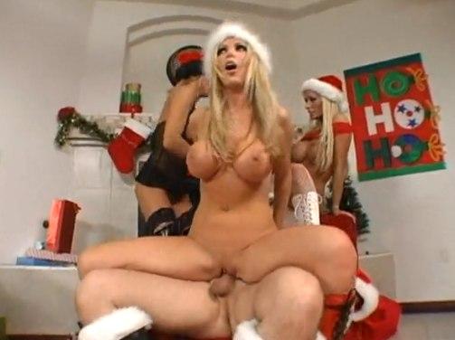 Порно на новый год