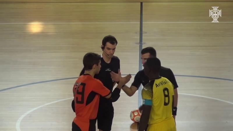 Liga Sport Zone (2.ª jornada): Quinta dos Lombos 2-0 Eléctrico