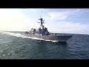 Эскадренный миноносец Спрюэнс типа Арли Бёрк ВМС США