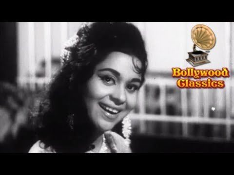 Allah Kare Tu Bhi Aa Jaye - Best Of Lata Mangeshkar - Classic Hit Song - Mr. X In Bombay