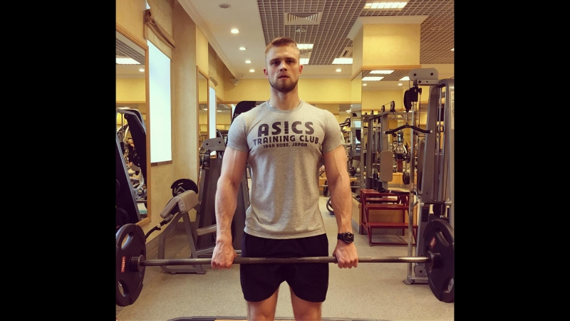 Дмитрий Павлов - жим 150 кг 5х4 в Турбине Актив!