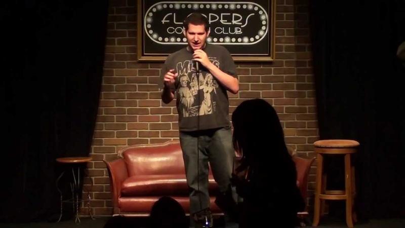 Joshua Meyrowitz @ Flappers Comedy Club (November 13th, 2013)