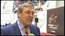 Великие чемпионы и Герой России посетили боксёрский турнир имени Евгения Макаренко