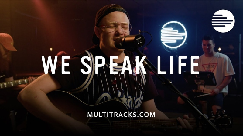 We Speak Life - Planetshakers (MultiTracks.com Sessions)