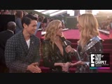 E! PCA Harry Shum Jr. Shadowhunters Stars Give Fans a New Name