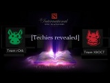 Team rOtk vs Team XBOCT All Star Game [Techies revealed] Dota 2 [ENG]