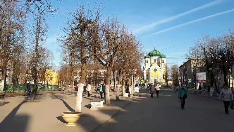 2) г.Гатчина ул.Соборная 05.04.2019