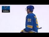 Первая шайба Владимира Тарасенко в новом сезоне НХЛ