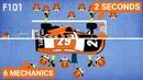 СРАВНЕНИЕ ПИТ-СТОПОВ В ГОНКАХ / FORMULA 1 / FORMULA E / NASCAR / INDYCAR / WEC / GT