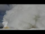 Испытания МБР тяжёлого класса «Сармат» на космодроме «Плесецк»