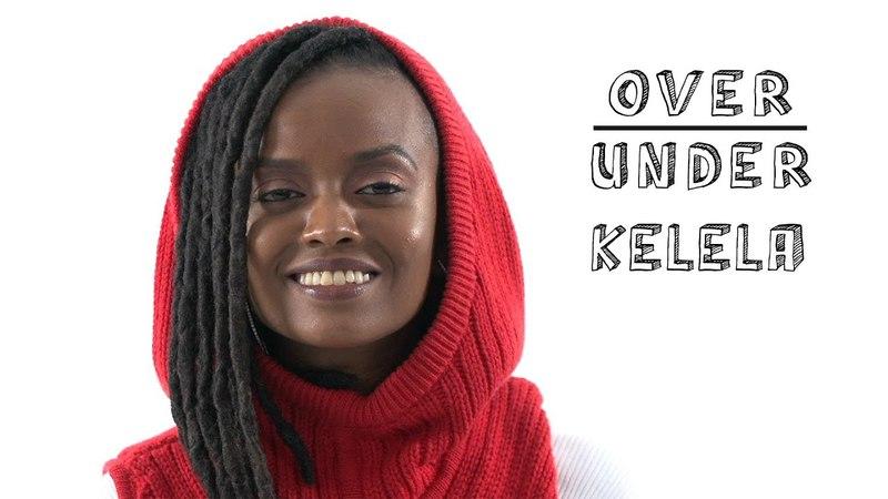 Kelela Rates Breakfast with Björk and Quincy Jones Dating Ivanka Trump Over Under
