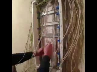 Идеальная работа электрика