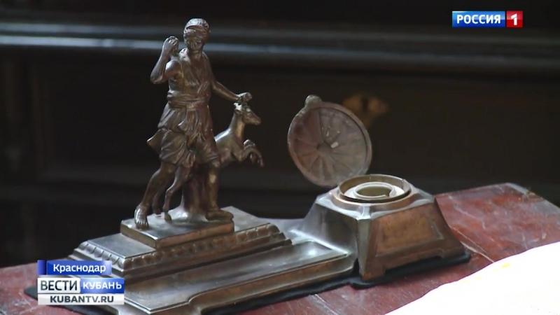 Экспонаты из хранилища представил музей Фелицына ко дню рождения основателя смотреть онлайн без регистрации