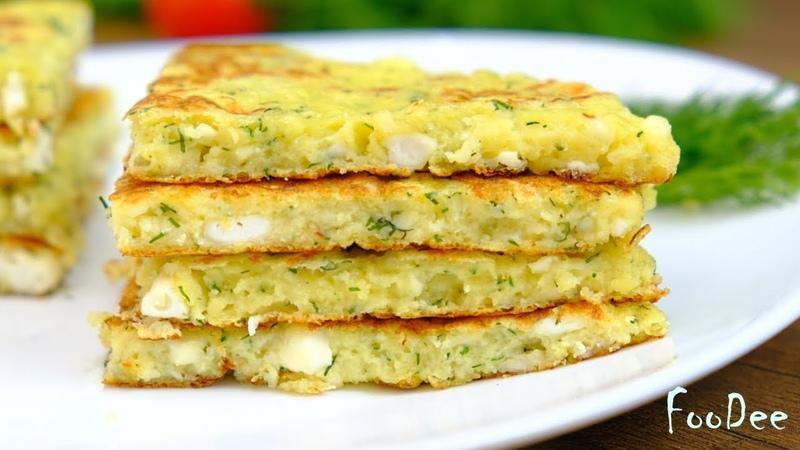 Завтрак «Палочка-выручалочка» на скорую руку! Простой и вкусный завтрак за 15 минут!
