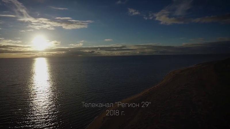 Мудьюг - остров в Двинской губе Белого моря