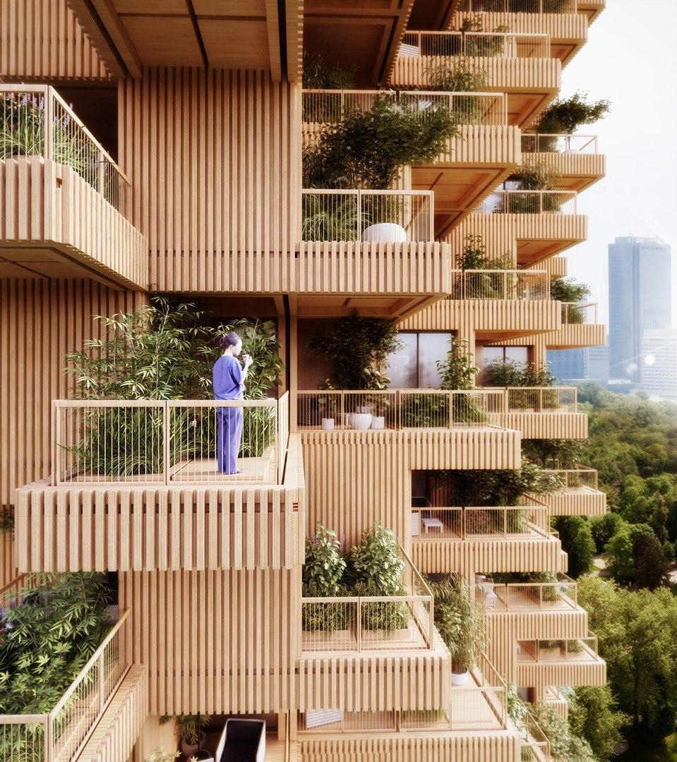 Tree Tower Toronto