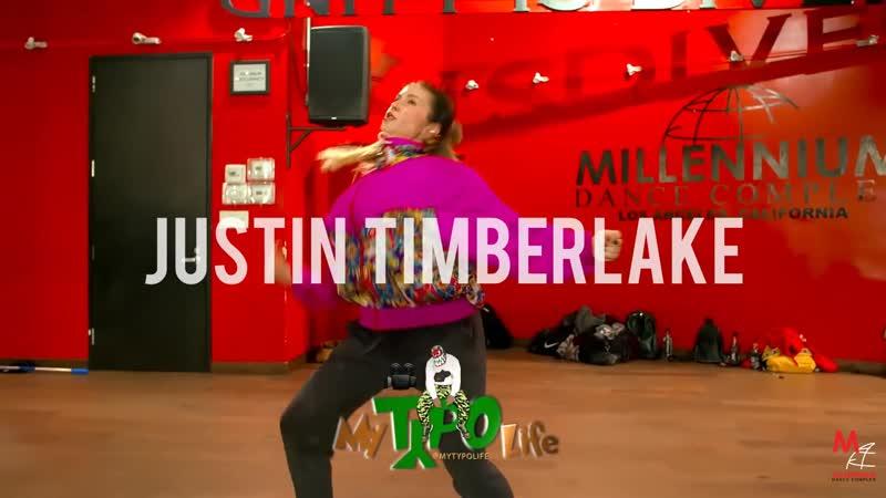 Justin Timberlake My Love Choreography By Karon Lynn @KaronLynn
