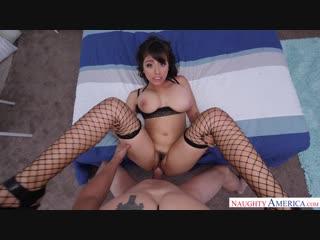 Ella Knox [ SalfetkaHD21+ ][ Full HD 1080, Big Tits, Latina, Natural Tits, POV, Stockings, Big Ass, NA, New Porn, 2018 ]