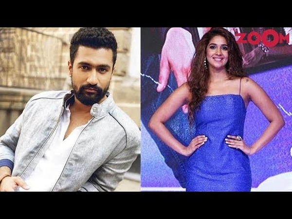 Vicky Kaushal CONFIRMS his break up with Harleen Sethi and reveals that he is single