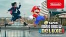 New Super Mario Bros. U и New Super Luigi U