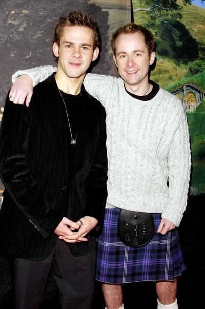Премьера фильма Властелин колец: Братство Кольца. 2001 год, Нью-Йорк. #Снимки_из_прошлого