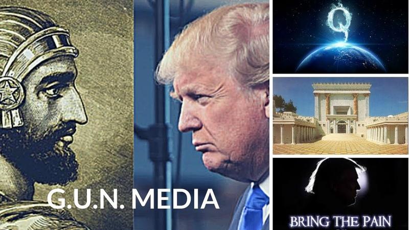Trump, Pence, (Q), der Antichrist und der 3. Tempel