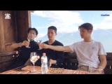 [RUS] CNBLUE In Love with Switzerland. Ep.12