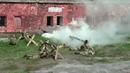 Реконструкция боевых действии в крепости Пиллау