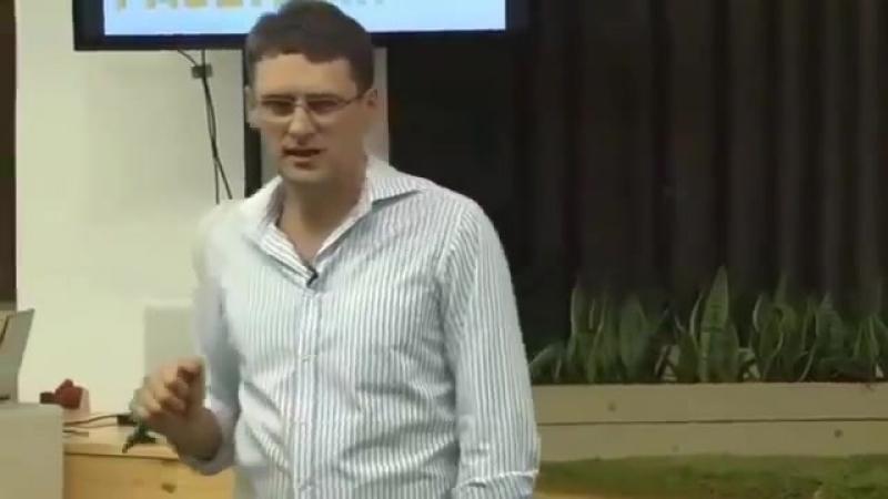 Михаил Федоренко про любовь-свободу и честность-уважение