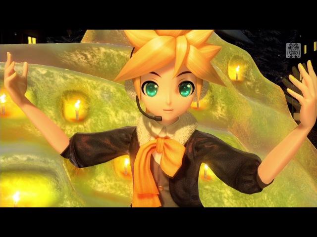 【PS4FT】Kagamine Len - Snowman【Len voice】