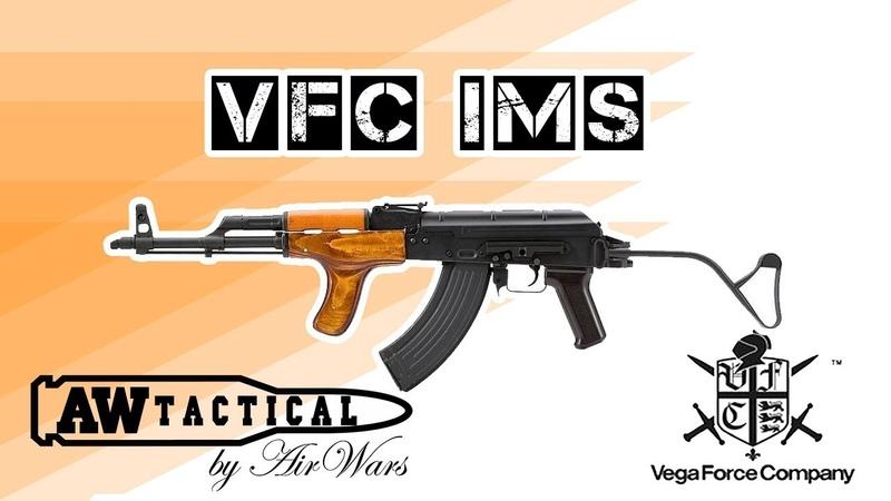 Страйкбольный автомат VFC IMS AW6612