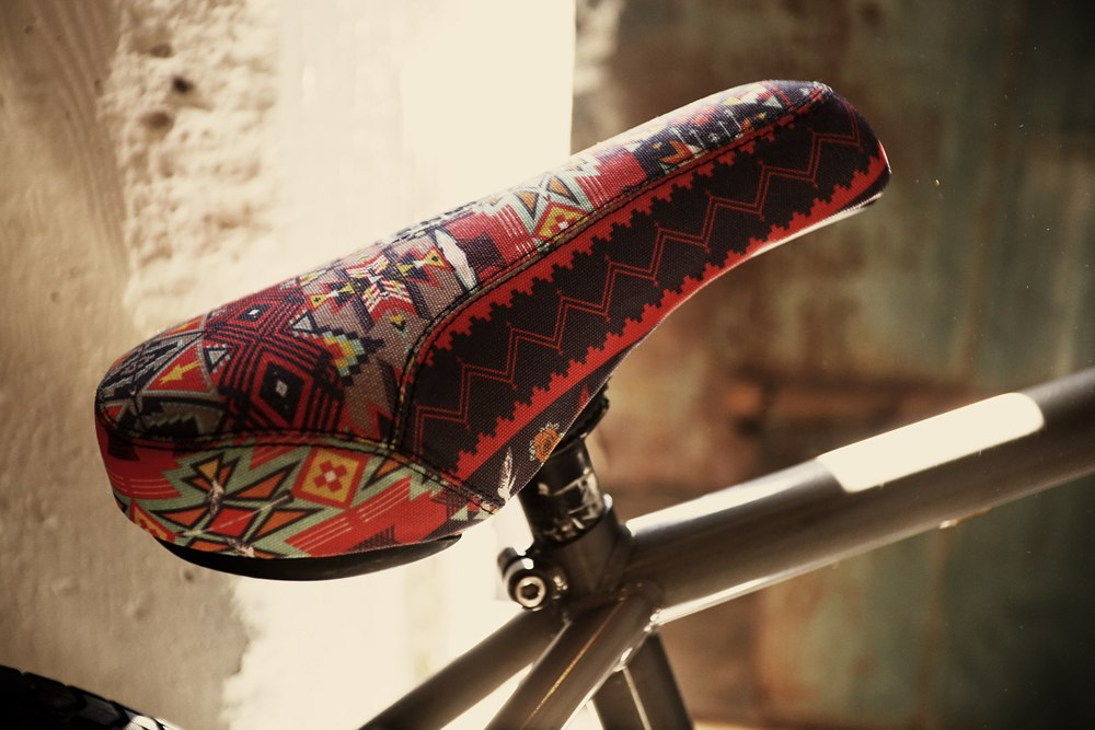 Miles Rogoish bikecheck saddle