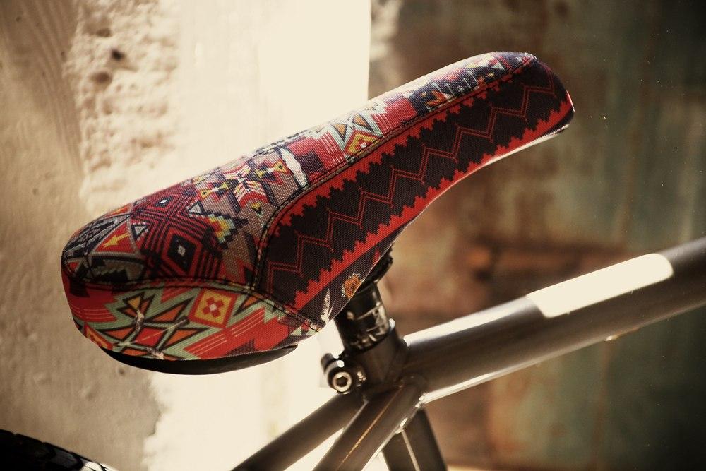 Miles Rogoish bikecheck saddle