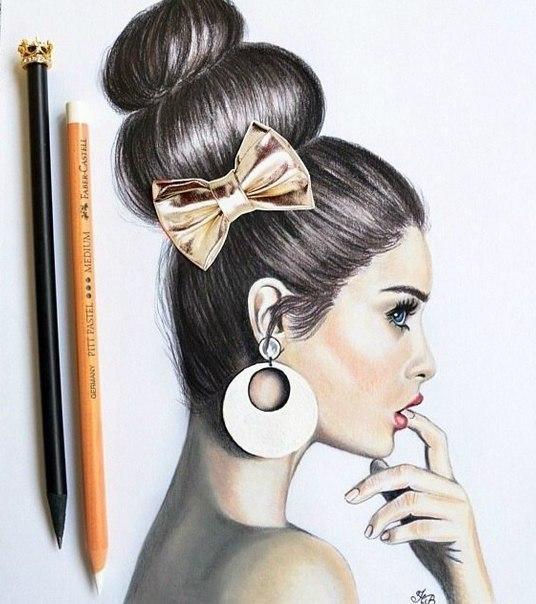 Картинки девочек тамблер - a0a