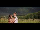 Love Story  на высоте (предсвадебная история Виталия и Дарьи)