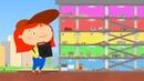 Doutora McWheelie O estacionamento Desenho animado infantil