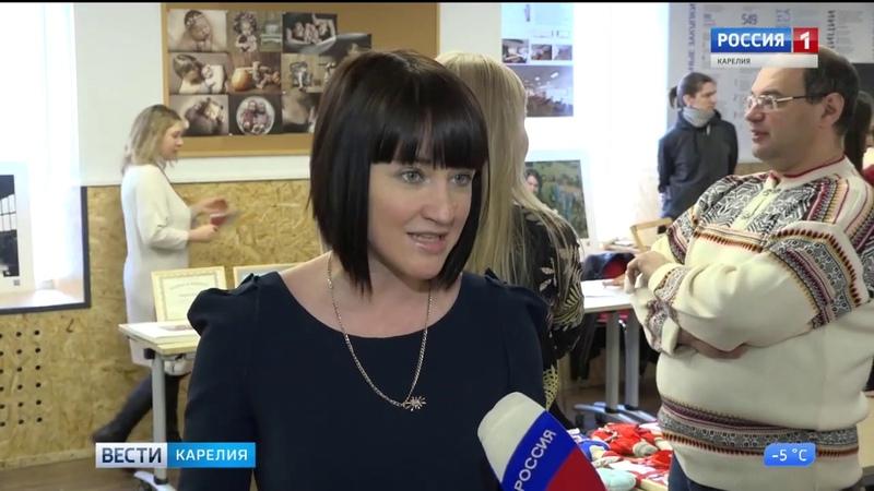 Карельские бизнесвумен провели деловую встречу в Точке кипения