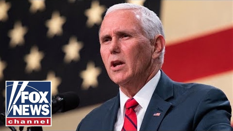 Fox News Exclusive: Pence backs AG Barr, reacts to Mueller fallout