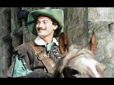 Три мушкетера (1961)приключения, драма.